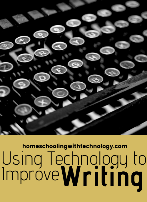 Using technology to Improve Writing