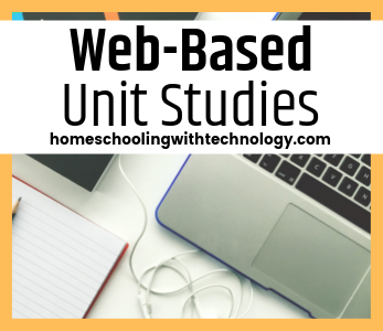 Web-based unit studies