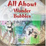Teaching Using Wonder Bubbles