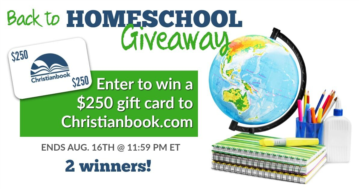 Homeschool Giveaway