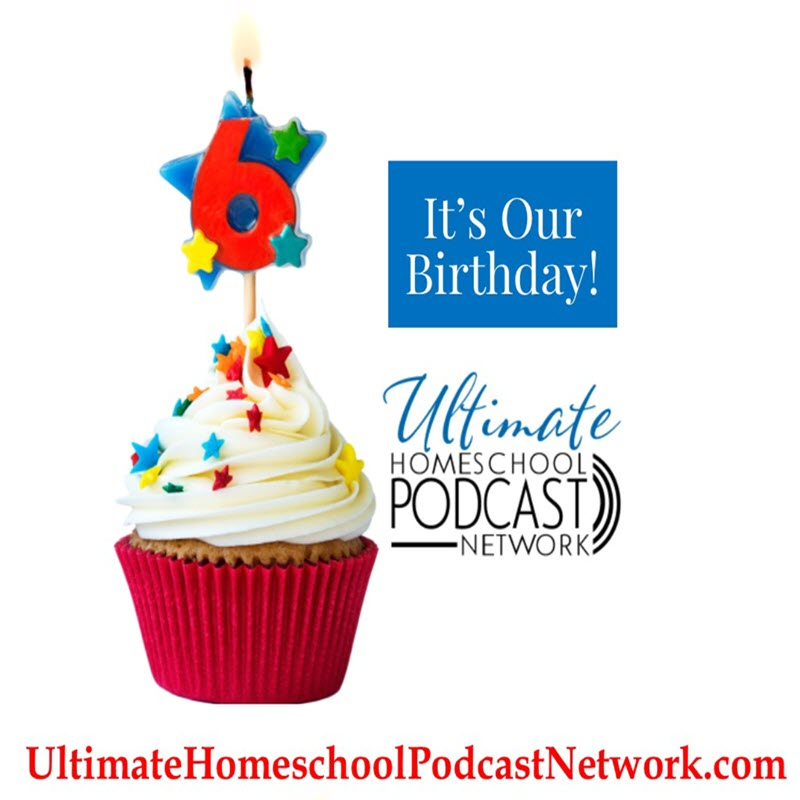 Homeschool Podcast | Ultimate Homeschool Podcast Network | #podcast #homeschoolpodcast