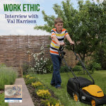 Work Ethic Interview with Val Harrison of Practically Speaking Mom