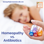 Homeopathy vs. Antibiotics