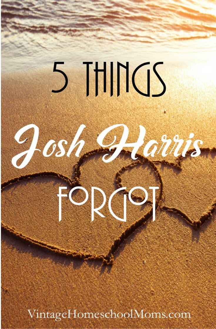 Josh Harris | This is not a show that will bash Josh Harris, a previous bestseller, Christian pastor and evangelical leader and author of books that many Christians and many homeschoolers loved. What I will do is point out the five things I believe he forgot in his journey from seeking what people thought about his book. | #podcast #homeschoolpodcast #ikisseddatinggoodbye #joshharris