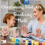 Mistakes Teaching Math