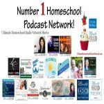Number 1 Homeschool Podcast | There are many homeschool podcasts floating around in cyberspace, but this is the home of the number one homeschool podcast network! #homeschoolpodcast #numberonehomeschoolpodcast #homeschoolpodcast
