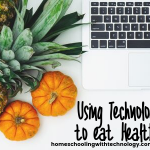 Technology to eat healthy