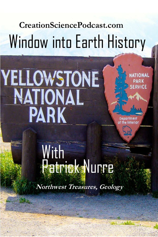Yellowstone | ellowstone is the gateway to understanding earth history, in this episode we'll listen to Patrick Nurre as he shares information about the park and the earth. | #podcast #homeschoolpodcast #creationscience