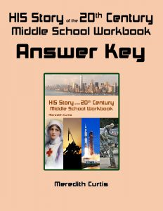 HIS Story of the 20th Century Middle School Workbook Answer Key