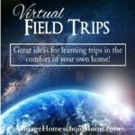 Virtual Field Trips | I love field trips and especially ones that are money-saving, and virtual field trips fit both categories. Fun field trips from the comfort of your own home. | #podcast #homeschoolpodcast #virtualfieldtrips