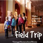 Field Trips | Just the idea of field trips makes me smile - I remember them from the time when I was a student. What about you? My kids also remembered going on field trips with fond memories. | #podcast #fieldtrips #fieldtrip