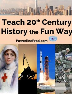 Teach 20th Century History the Fun Way