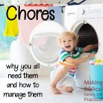 Chores – Why and How – MBFLP 237