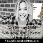 No Ordinary Child | During an interview with Denise Mira, she surprised me with her love and passion as she explained the purpose of her book, No Ordinary Child! I was blessed as I listened and wanted to share this with all of you! | #podcast #noordinarychild #denisemira