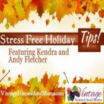 Stress Free Holiday Tips with Kendra and Fletch