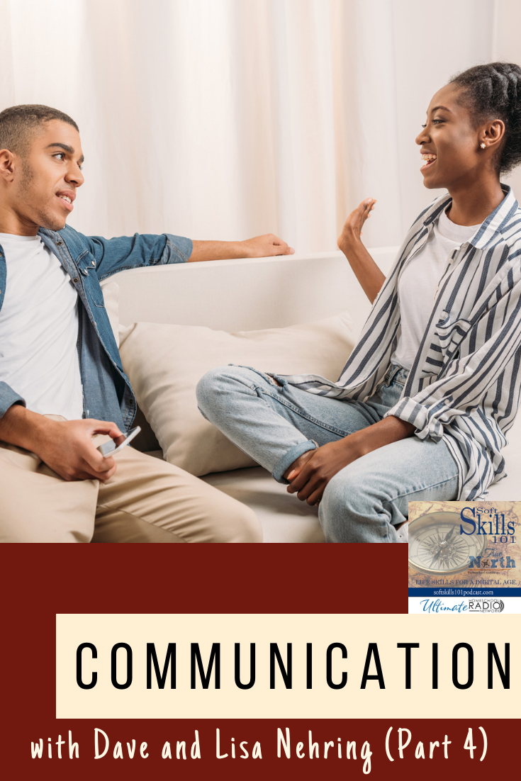 Join Dave and Lisa Nehring as they give five important steps for great communication! If there isn't a we, we have nothing at all!