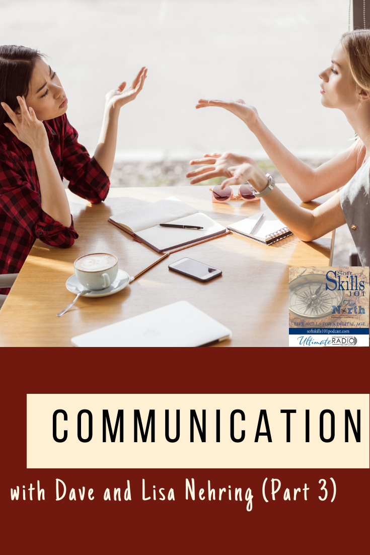 Join Dave and Lisa Nehring as they continue their discussion on the importance of great communication along with practical ideas to help you along the way!