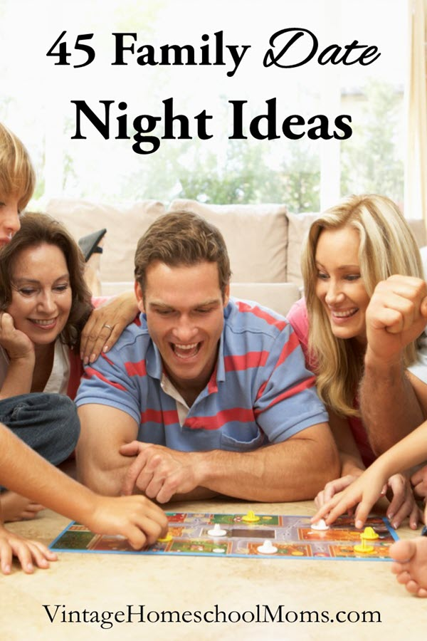 Family Date Night | 45 Date Night Ideas! So many times we are not making memories we are getting by! Family date nights are a great way to create those lasting memories with our kids! Join Felice Gerwitz and Denise Mira in this fun episode. | #podcast #Homeschoolpodcast #45FamilyDateNightIdeas #DateNightIdeas