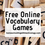 Free Online Vocabulary Game