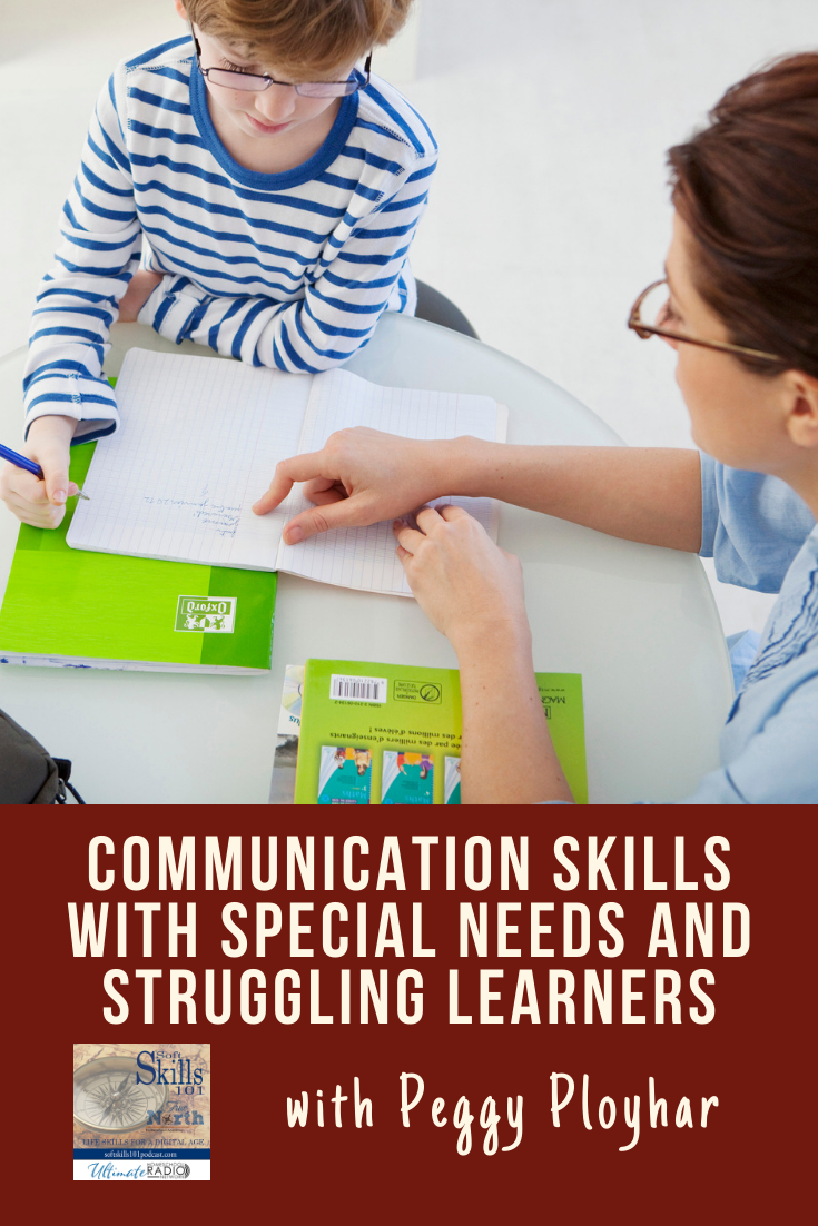 Communication Skills with Special Needs and Struggling Learners