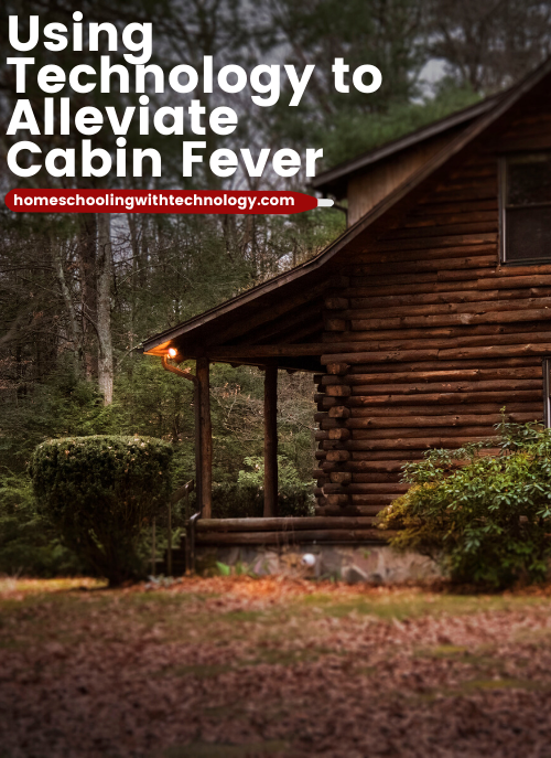 Using technology to alleviate cabin fever