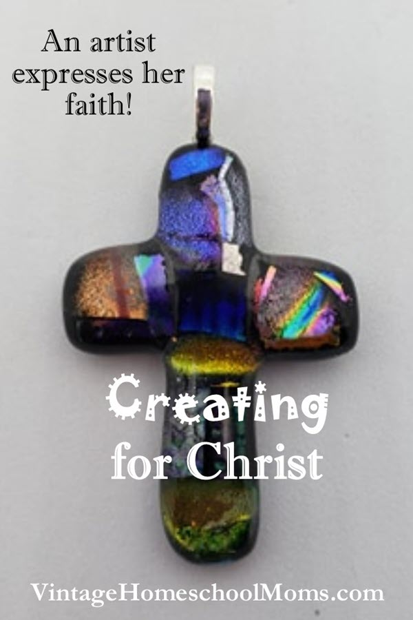 Creating for Christ | Have you wanted a business, what about creating for Christ? Well today's guest, Michelle Ruschman is a work at home mom who has created beautiful items! | #podcast #christianpodcast #homeschool #homeschoolpodcast #creatingjewlery #christianartist #entrepreneur