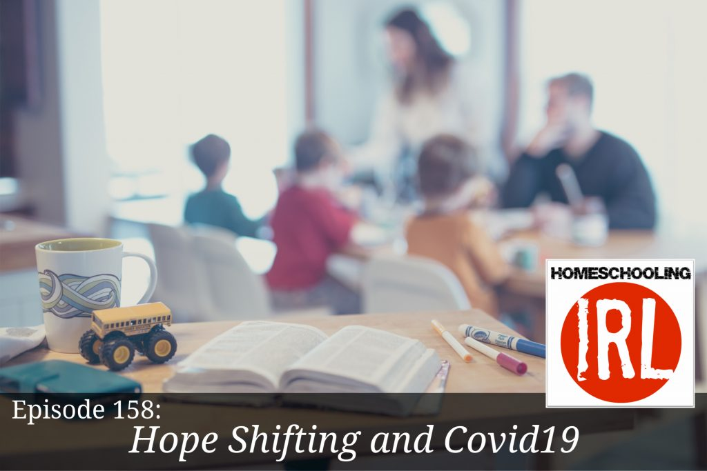 Hope Shifting and Covid19