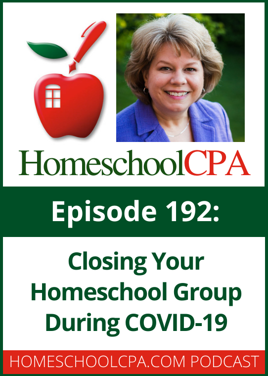 Has COVID-19, the novel corona virus pandemic, caused your homeschool group to close, suddenly? How did you make the decision to cancel your program?