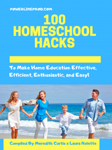 100 Homeschool Hacks by Meredith Curtis