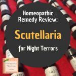 Scutellaria for Night Terrors