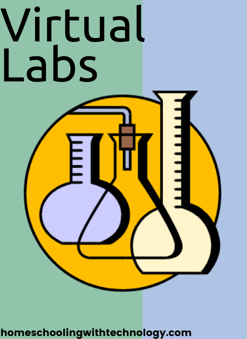 Virtual Labs for biology and chemistry
