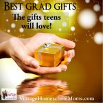 Best Grad Gifts | Do you have a graduate this year? What are the best grad gifts teens want? Here they are...| #podcast #homeschoolpodcast #bestgradgifts #gradgifts #gifts