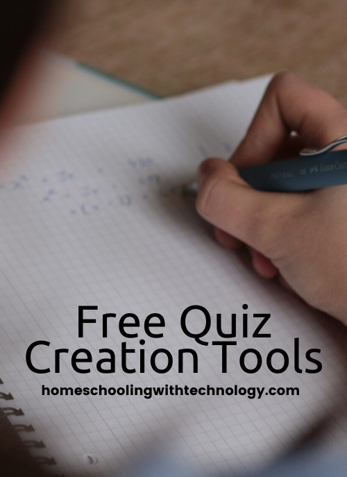 Free Quiz Creation Tools