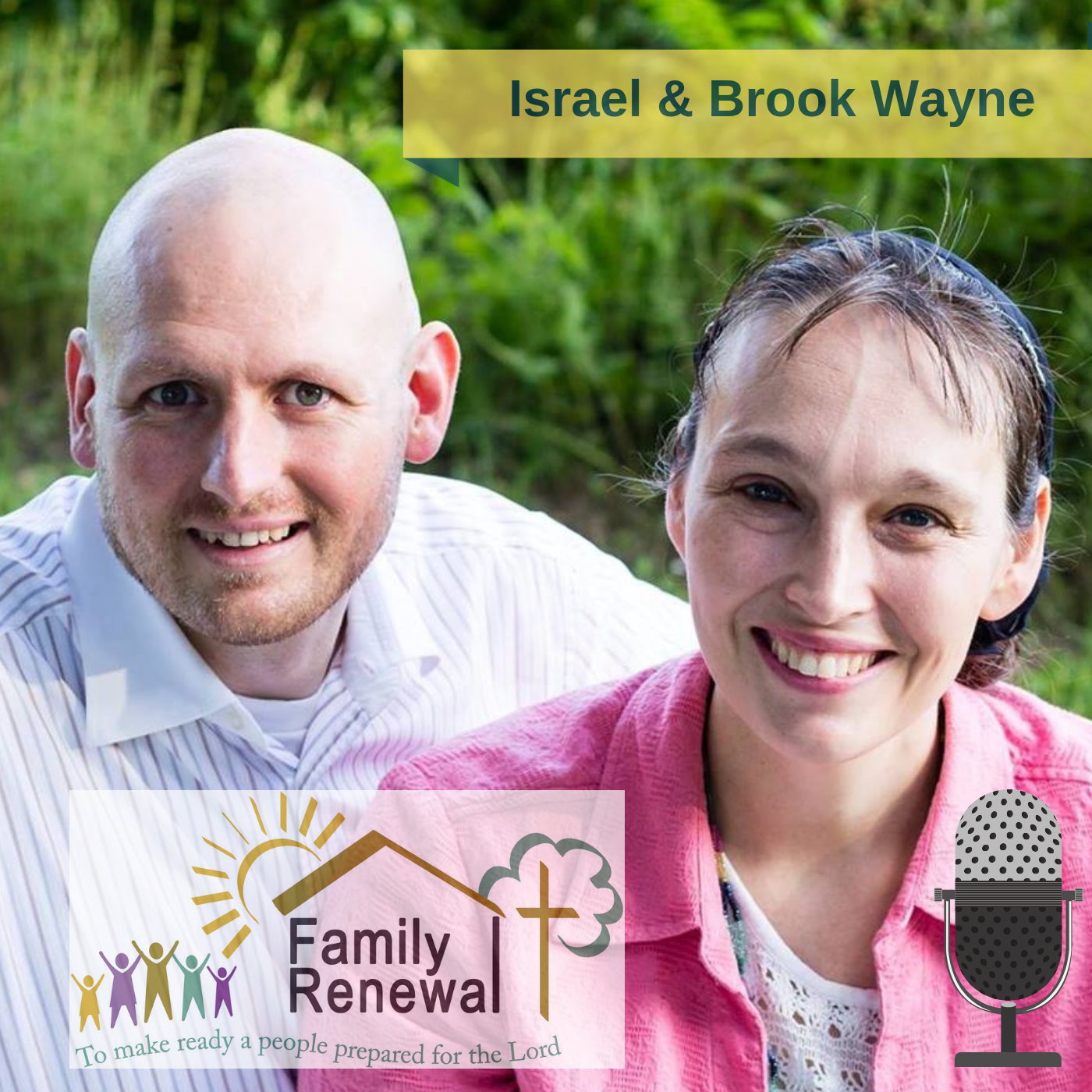 In this episode, Kate talks with Israel Wayne about why all subjects, including math, needs to be taught from a distinctively Biblical worldview.