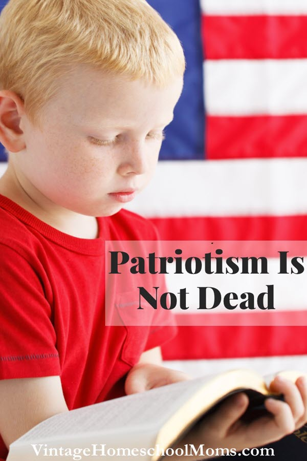 "Patriotism | In this time of controversy, there appears to be a downplaying of patriotism in America. Am I the only one who sees it? If we say we ""love our country,"" then we are not thinking of others. 