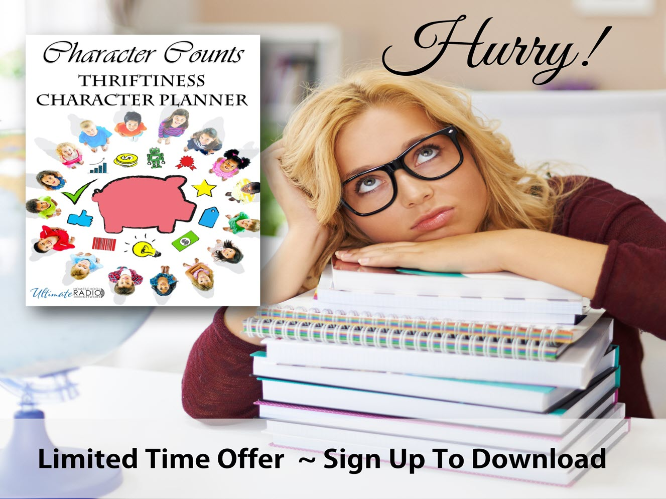 Character Trait of Thriftiness | Free Planner | #freeplanner #charactertraits #thriftiness #kidsplanner #kidscharacter