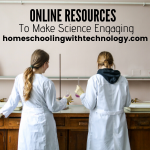 Online Resources to Make Science Engaging