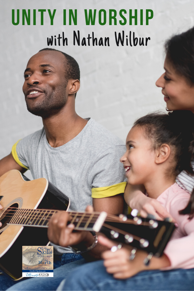 Singing and worship aren't the first things that come to mind when we hear the phrase, Life Skills. But decades ago, communal worship and song were key parts of the Culture. Pastor Nathan Wilbur of Wilbur Ministries shares with us the benefits of family worship in his home growing up.
