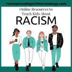 Online Resources to teach kids about racism