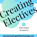 Creating Electives with Online Resources