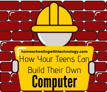 How your teens can build their own computer