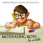 Motivating Boys to Write – MBFLP 250