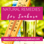 Natural Remedies for Sunburn