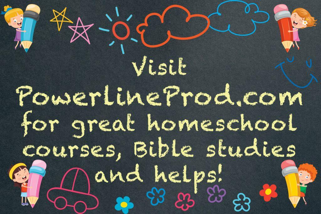 Powerline Productions Chalkboard Scribbles Ad