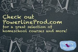 Powerline Productions Chalkboard Ad