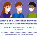 What's the Difference Between Pod Schools and Homeschools?