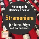 Stramonium for Terror, Fright and Convulsions