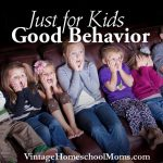 Kids Choosing Good Behavior