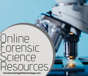 Online Forensic Science Resources