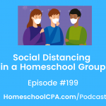 Social Distancing in a Homeschool Group